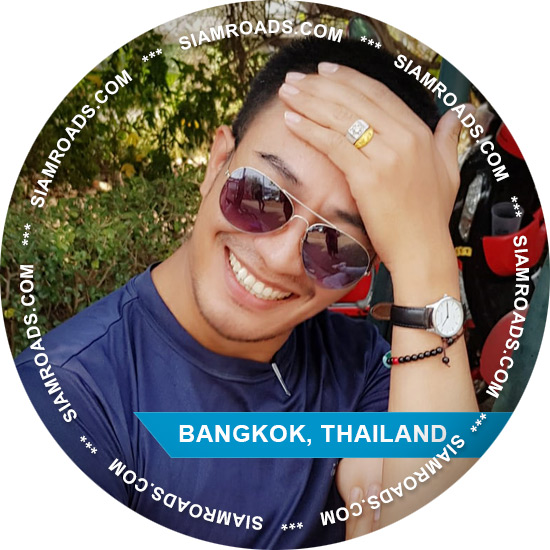 Esso gay guide in Bangkok