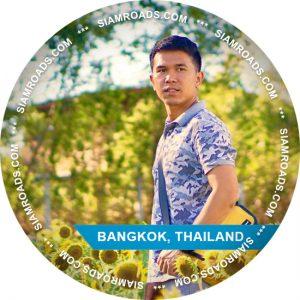Ohh gay tour guide in Bangkok