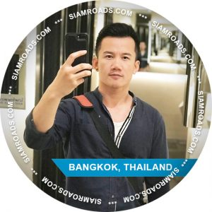 Mike guide in Thailand Bangkok