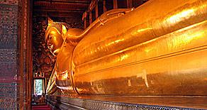 Wat Pho (Temple of Reclining Buddha)