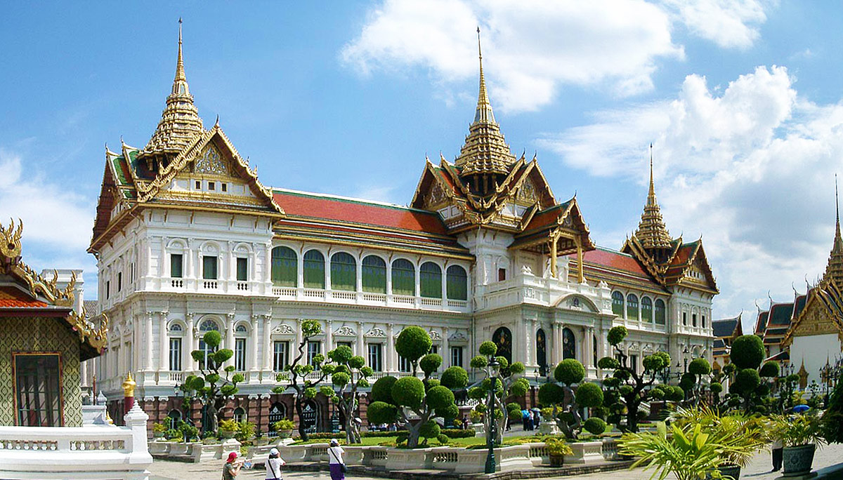 Royal Grand Palace  Your personal companions in Bangkok